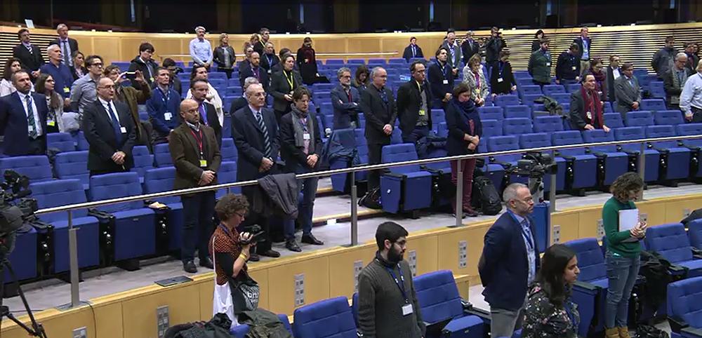 Pressroom Commemorates Journalists Killed in Strasbourg Attack