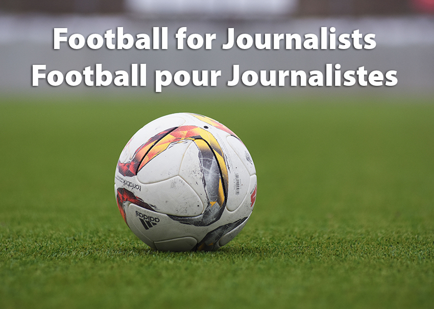 Football for Journalists